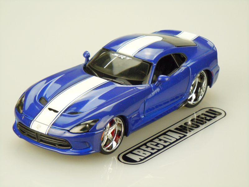 Maisto 1:24 Dodge SRT Viper GTS 2013 Custom (blue) code Maisto 31363, modely aut