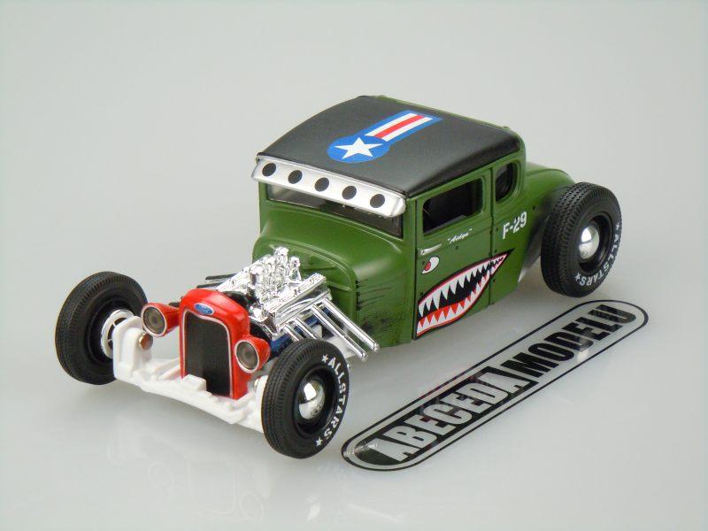 Maisto 1:24 Ford Model A 1929 Custom (green) code Maisto 31354, modely aut