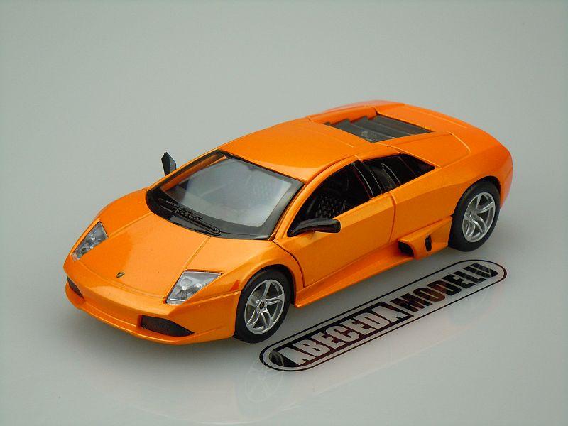 Maisto 1:24 Lamborghini Murcielago LP640 (orange) code Maisto 31292, modely aut