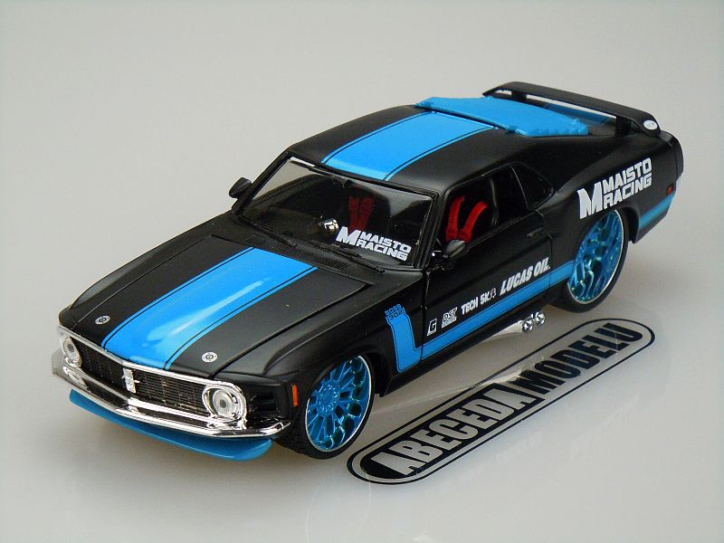 FORD MUSTANG BOSS 302 1970 (CUSTOM SHOP)