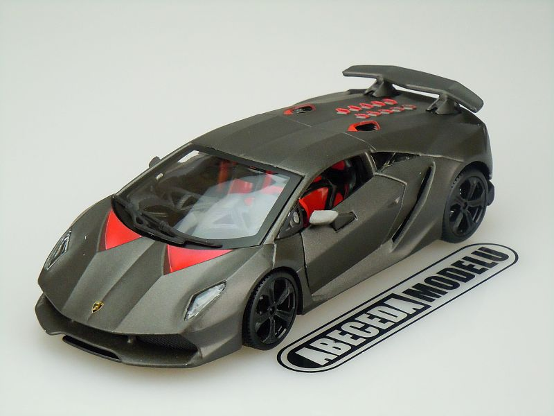 Maisto 1:24 Lamborghini Sesto Elemento Custom Shop Need for speed (grey) code Maisto 32362, modely aut