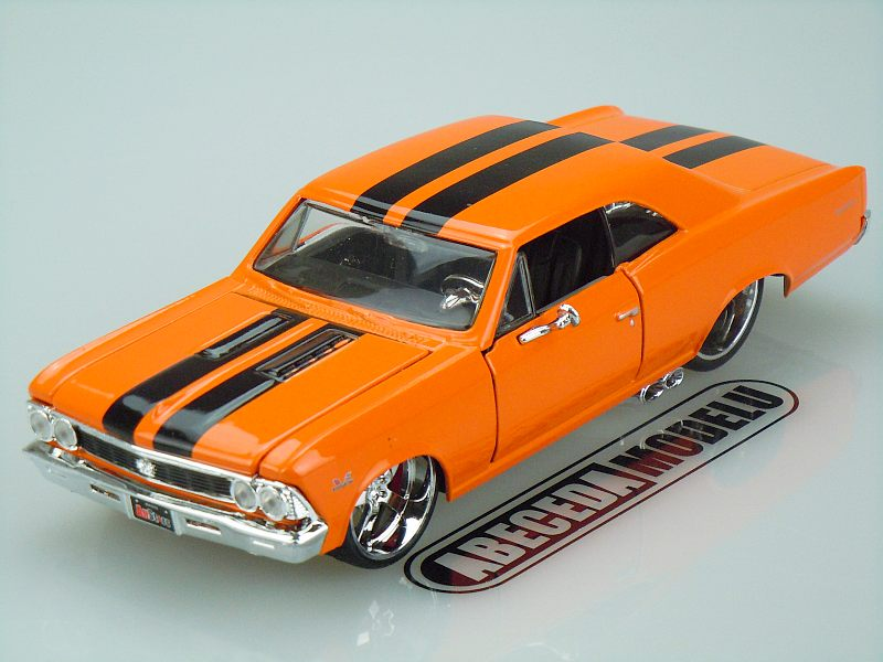 CHEVROLET CHEVELLE SS 396 1966 (CUSTOM SHOP)