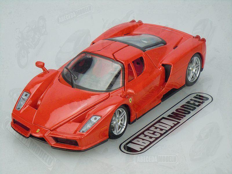 Bburago 1:24 Enzo Ferrari (red) code Bburago 26006, modely aut