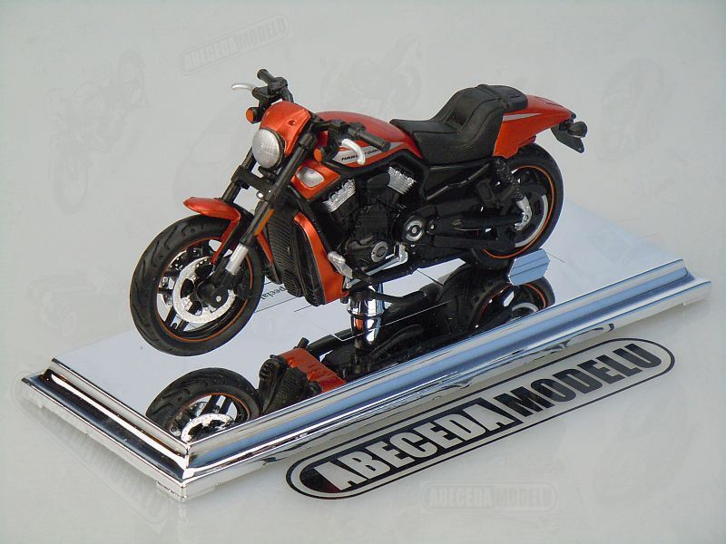 Maisto 1:18 Harley Davidson VRSCDX Night Rod Special 2012 code Maisto 14078, model motocyklu