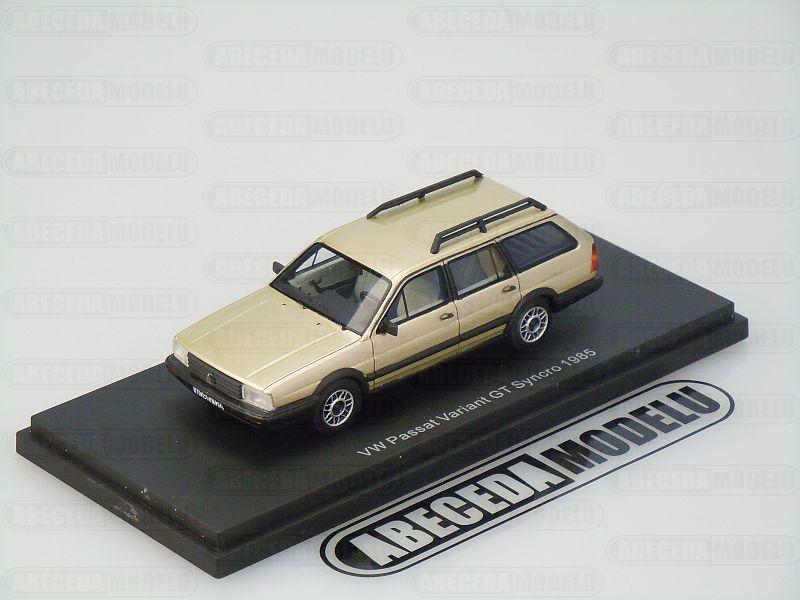 VOLKSWAGEN PASSAT VARIANT GT SYNCRO 1985