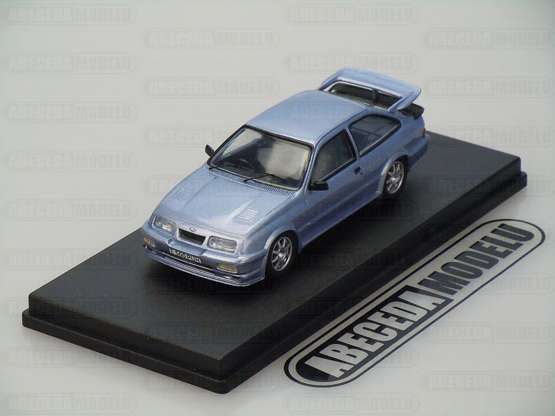 Whitebox 1:43 Ford Sierra Coswotrh RS500 (blue) code Whitebox WBX0004, modely aut