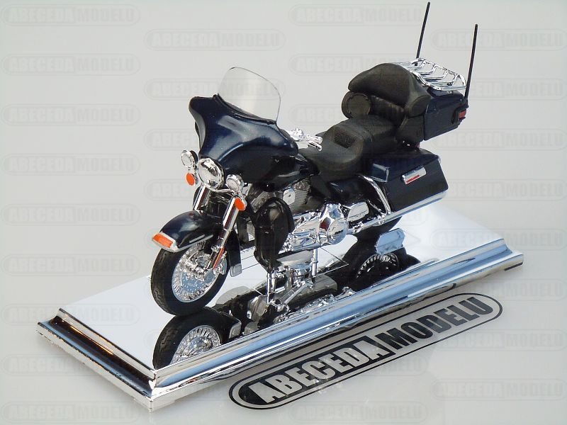 Maisto 1:18 Harley Davidson FLHTK Electra Glide Ultra Limited 2013 (black) code Maisto 39360-14076, model motocyklu