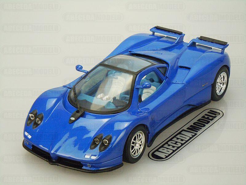 Motor Max 1:18 Pagani Zonda C12 (blue) code Motor Max 73147, modely aut