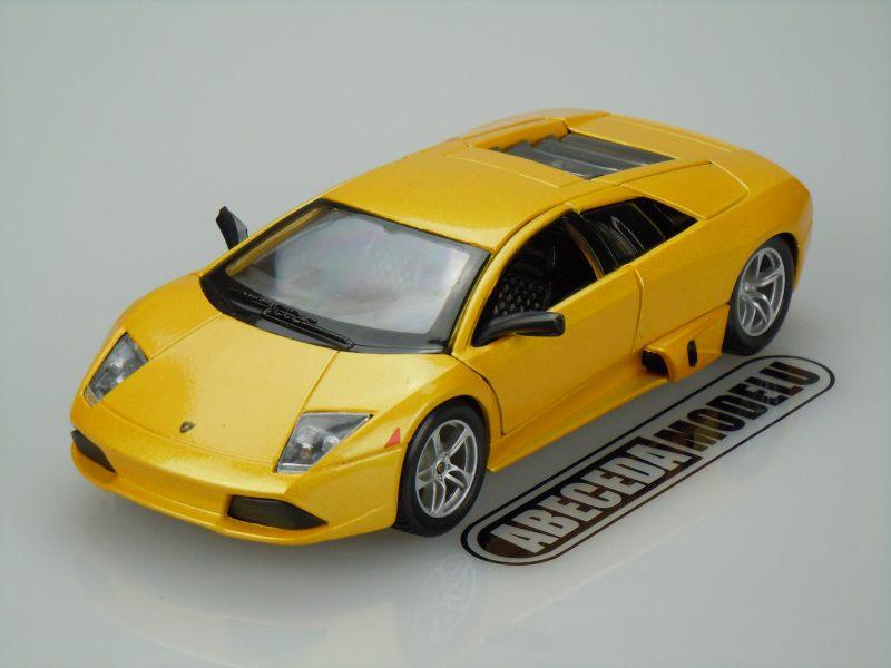 Maisto 1:24 Lamborghini Murcielago LP640 (yellow) code Maisto 31292, modely aut