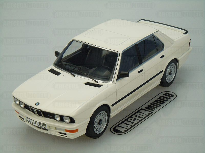 Norev 1:18 BMW M535i (white) code Norev 183260, modely aut
