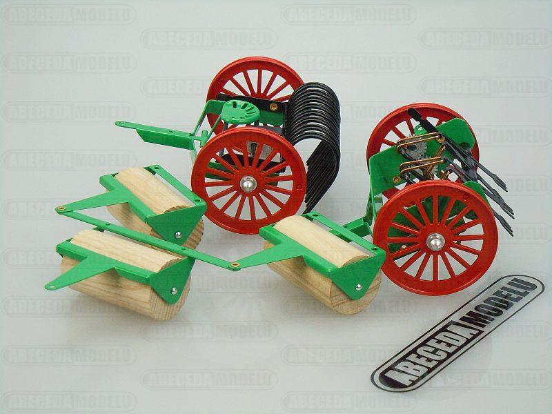 Kovap 1:25 Agroset M2 code Kovap 0442, plechové hračky