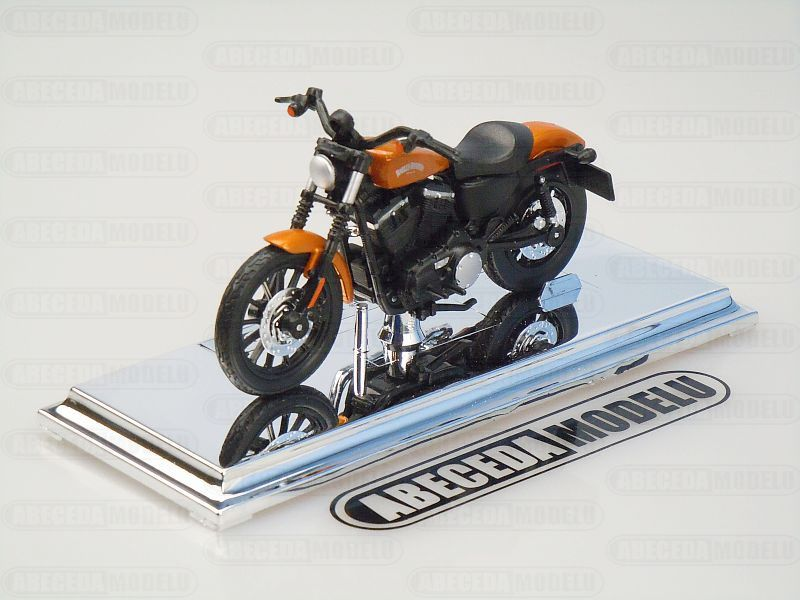 Maisto 1:18 Harley Davidson Sportster Iron 883 2014 (bronze) code Maisto 39360-15963, model motocyklu
