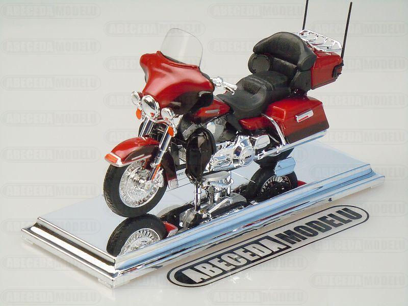 Maisto 1:18 Harley Davidson FLHTK Electra Glide Ultra Limited 2013 (red) code Maisto 39360-15964, model motocyklu