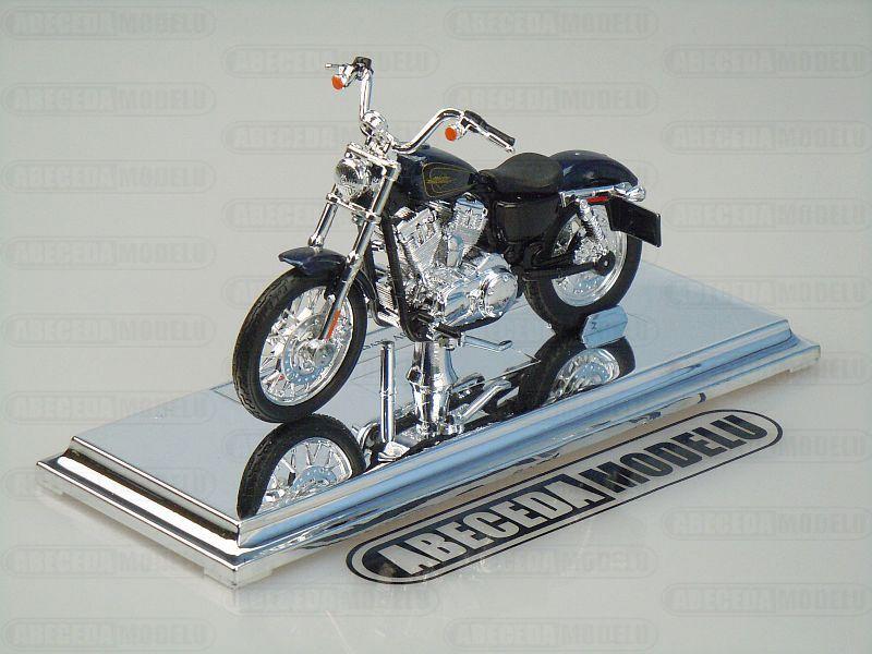 Maisto 1:18 Harley Davidson XL 1200V Seventy-Two 2012 (blue) code Maisto 39360-15965