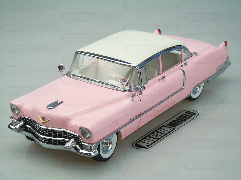 Greenlight 1:18 Cadillac Fleetwood Series 60 Elvis 1955 (ping) code Greenlight 12950, modely aut