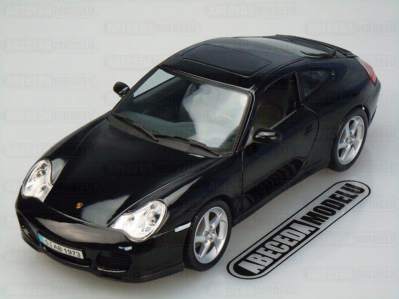 Maisto 1:18 Porsche 911 Carrera 4S (black) code Maisto 31628, modely aut