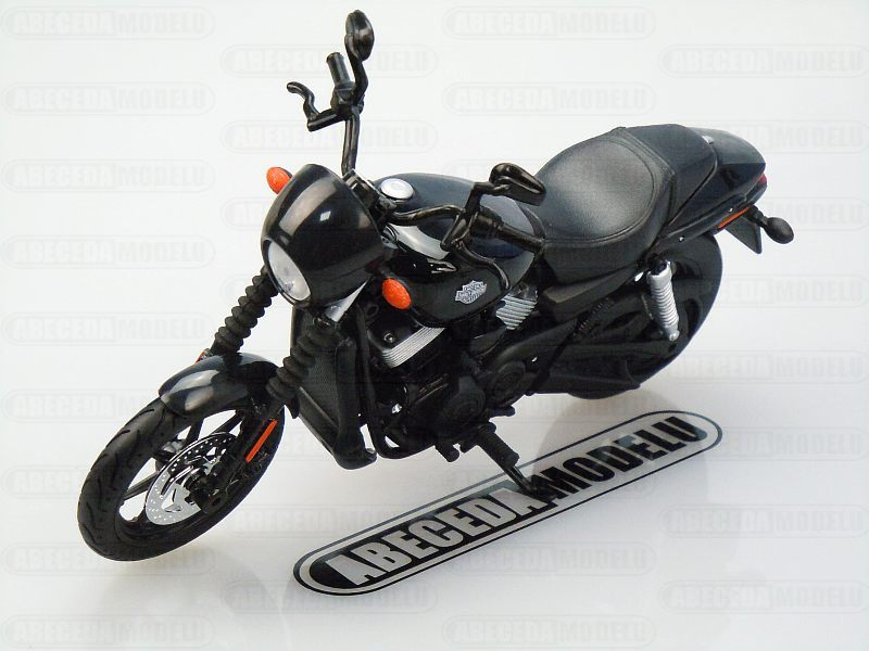 Maisto 1:12 Harley Davidson Street 750 (black) code Maisto 32333, model motocyklu