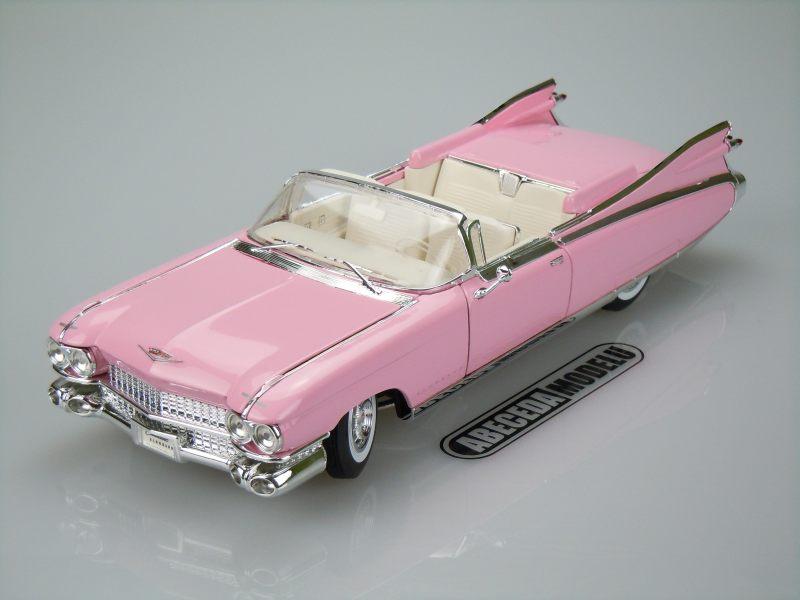 Maisto 1:18 Cadillac Eldorado Biarritz 1959 (pink) code Maisto 36813, modely aut