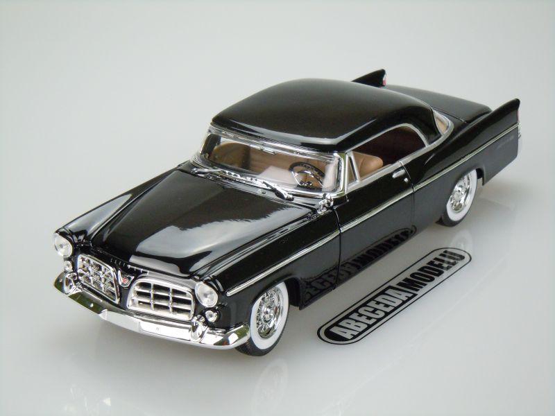 Maisto 1:18 Chrysler 300B 1955 (black) code Maisto 31897, modely aut