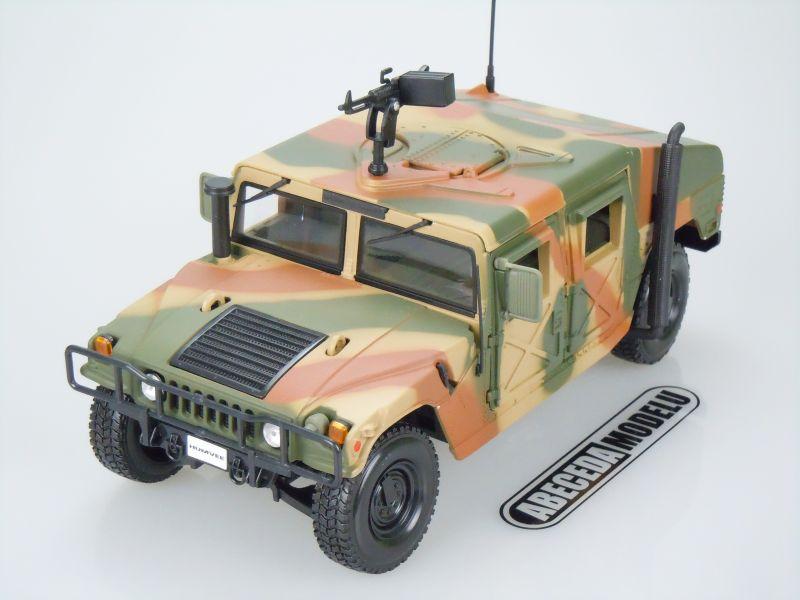 Maisto 1:18 Humvee Camouflage code Maisto 36874, modely aut