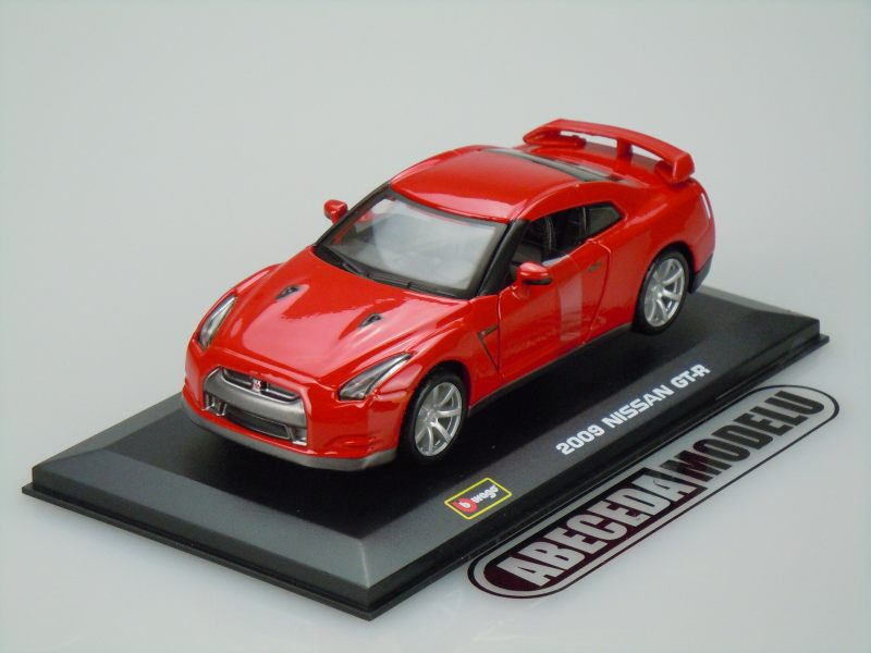 NISSAN GT-R 2009 (STREET TUNERS COLLEZIONE)